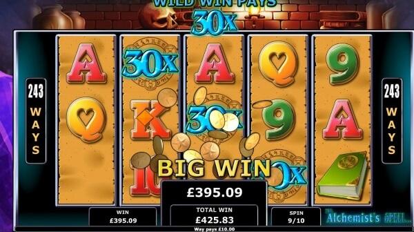 slot games bonus big win