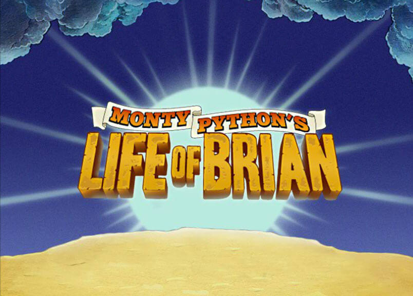 Life of Brian Slot Game - Monty Python Slots