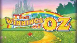 winnings of oz slot game new
