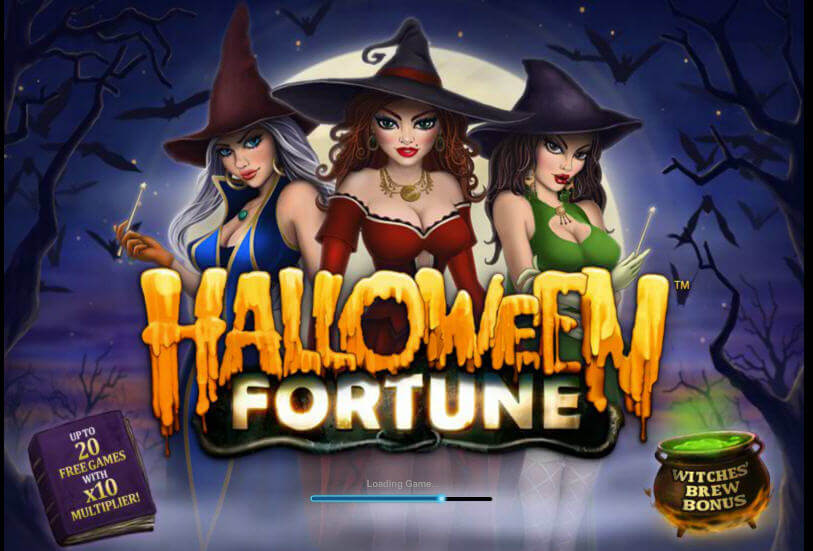 Halloween Slots – Online Halloween Slot Machines