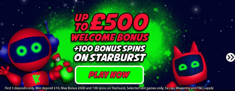 kerching casino slots bonus
