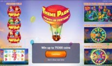 Theme Park: Tickets of Fortune Slot