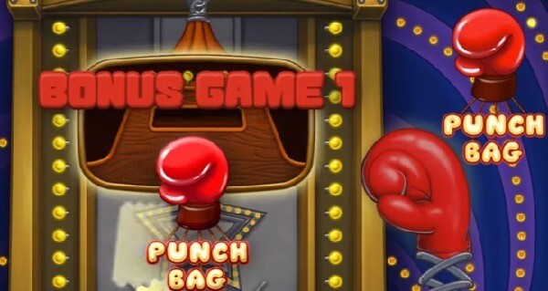 punch bag feature