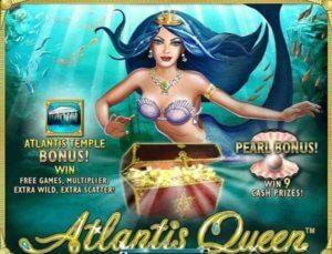 Atlantis Queen Slot Game