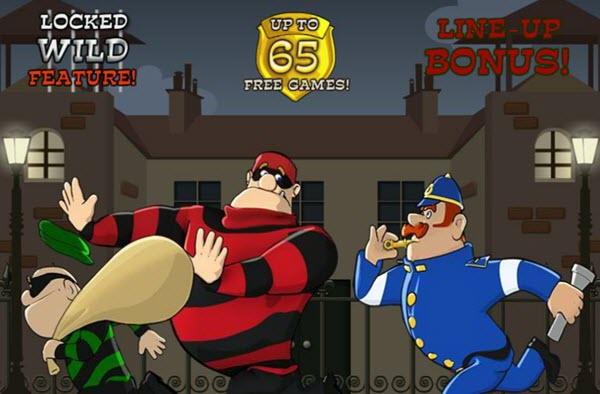 features of Cops N' Bandits