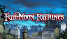 Full Moon Fortunes Slot Game