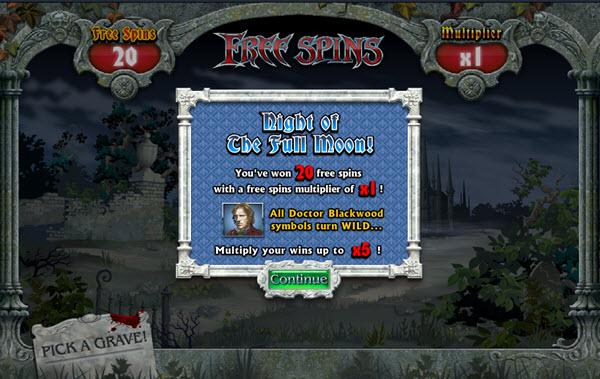 Play Full Moon Fortunes Slot at Casino.com UK