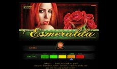 Esmeralda Slot Game