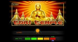 Thai Temple slot game
