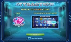 Attraction Slot Game