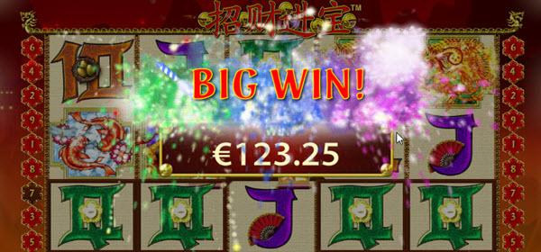 big win-Zhao Cai Jin Bao