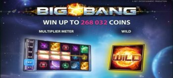 big bang Slot Game