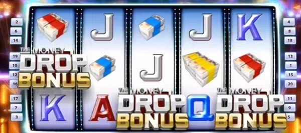 the Money Drop Bonus logo