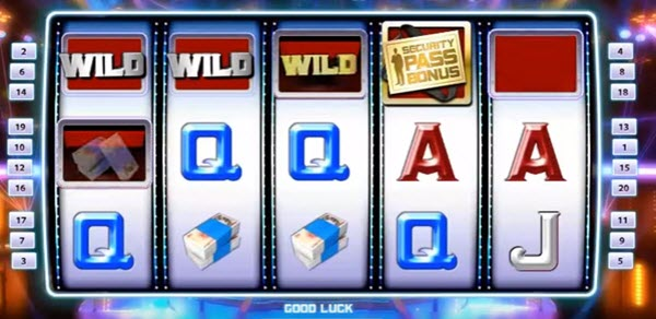 wilds symbols of money drop