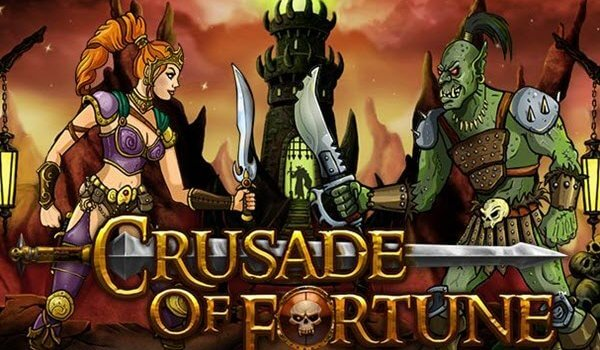 Crusade of Fortune slot game