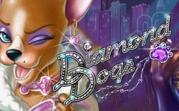 Diamond Dogs slot game