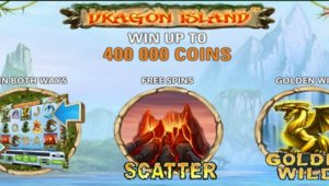 Dragon Island slot game