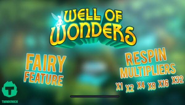 Well of Wonders slot game