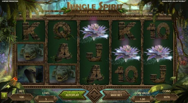 scatter symbol of Jungle Spirit: Call of the Wild