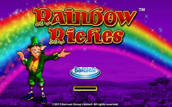 rainbow riches slot game by barcrest