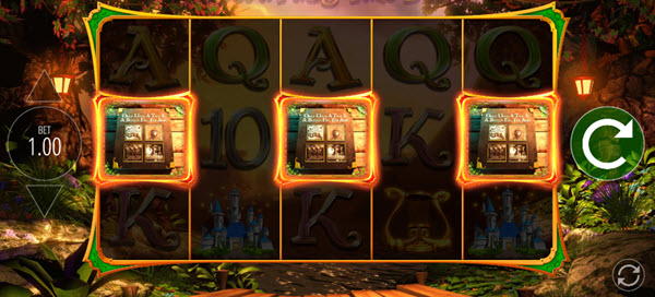 scatter symbol of wish upon a jackpot slot game