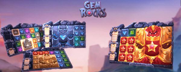 Gem Rocks slot game
