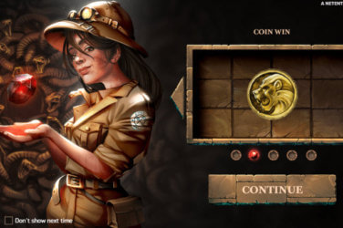 Lost Relics slot game