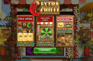 Extra Chilli slot game